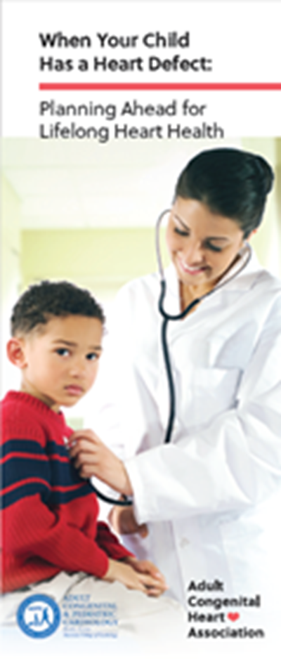 When Your Child Has a Heart Defect: Planning Ahead for Lifelong Heart Health